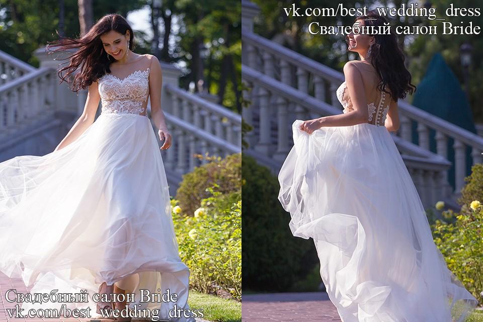 Платья свадебные 2017-2018 и цены