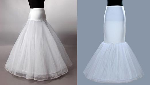 платье с широкой юбкой с чем носить